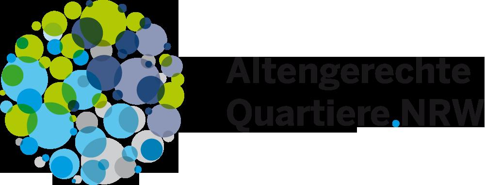 Logo Landesbüro altengerechte Quartiere.NRW