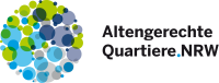 Logo des Landesbüros altengerechte Quartiere.NRW